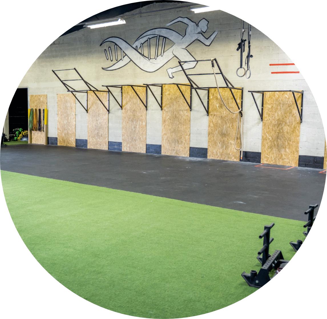 La salle de sport Athletic Training Performance (ATP) à Tarbes.