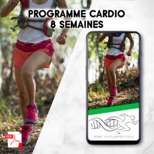 Programme Entraînement Cardio